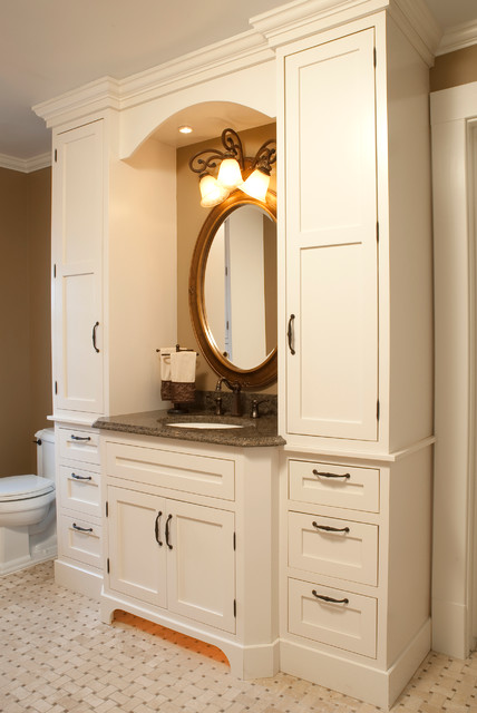 Historic Bathroom - Traditional - Bathroom - minneapolis - by Che ...