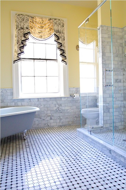 Historic Braehead - Fredericksburg, VA traditional bathroom