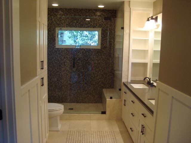 Historic Craftsman craftsman-bathroom