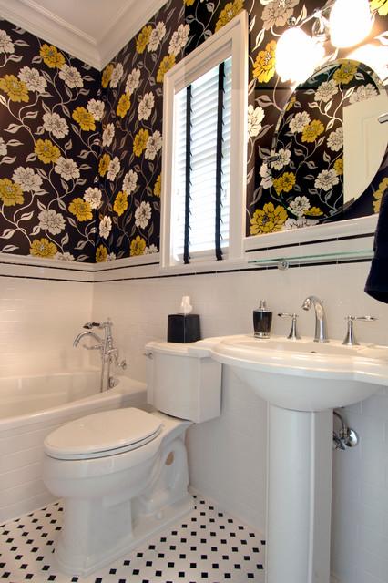 Historic District Residence Eclectic Bathroom Miami By Benson Associates Interior Design