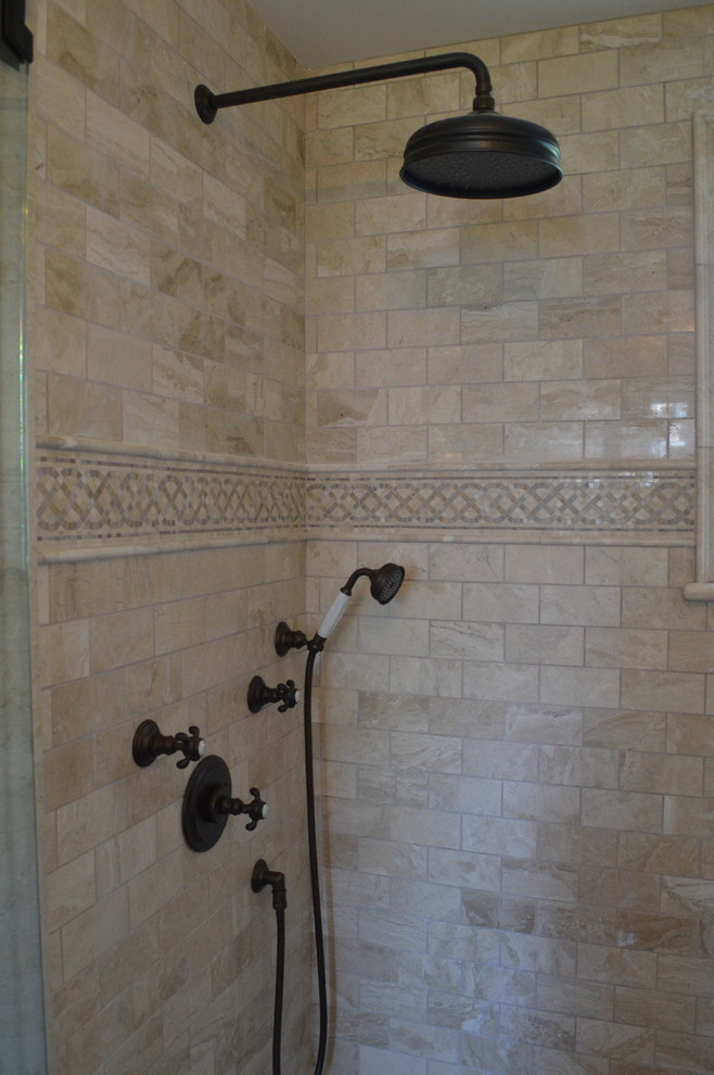 Historic Downtown Charleston - Victorian - Bathroom ...