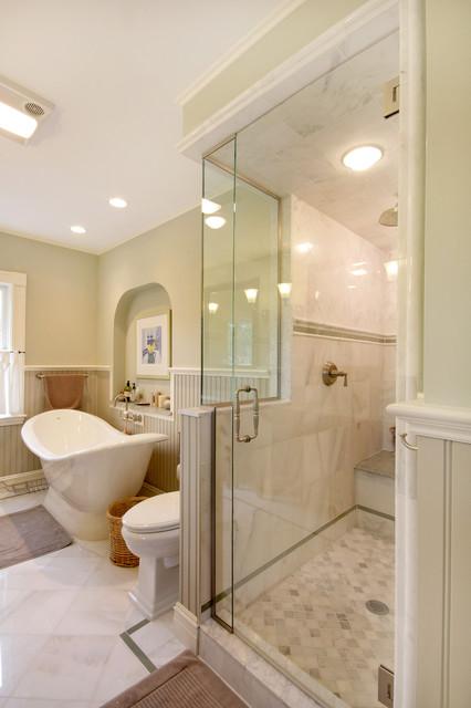 Historic Home Medford traditional-bathroom