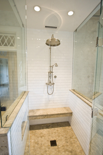 Historic Master Bath Remodel (West Chester, PA) traditional-bathroom