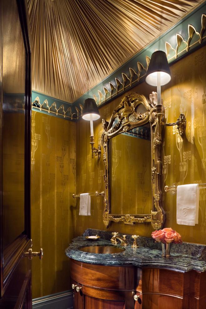 Historic New York City Townhouse Bathroom - Major ...
