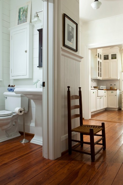 Historic Renovation With Modern Conveniences traditional-bathroom