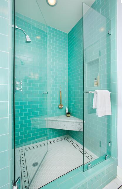 Historic tudor remodel for Tudor bathroom ideas