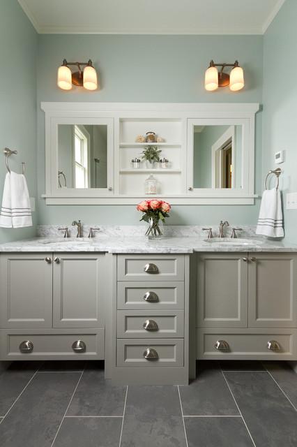 Historical st paul renovation classique salle de bain - Modifier salle de bain ...