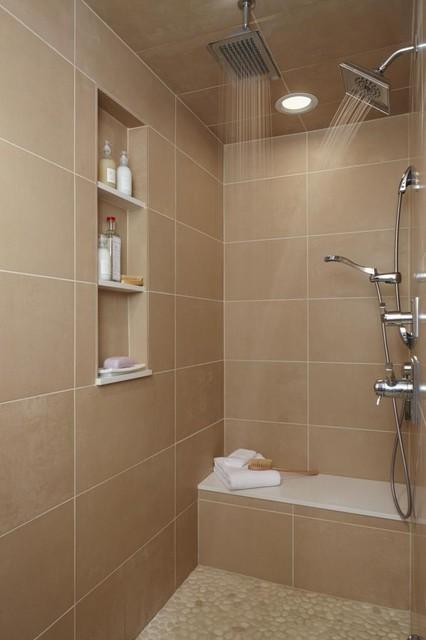 Hockeytown USA contemporary-bathroom