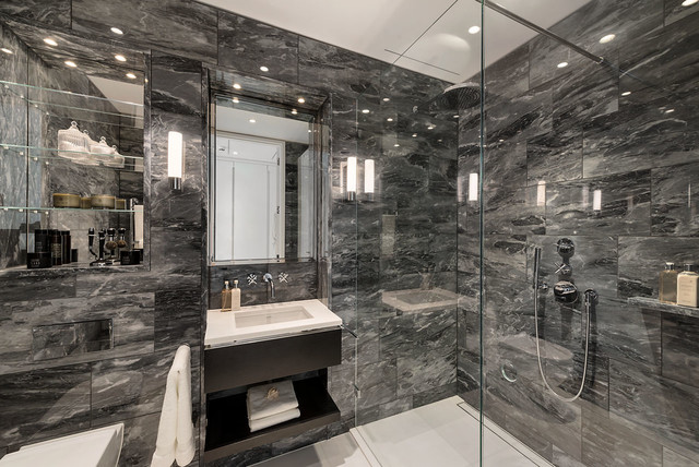 Hollandgreen Place contemporary-bathroom
