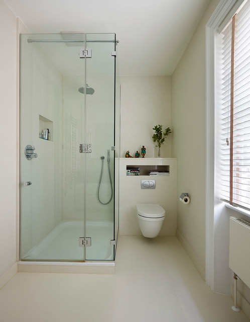 Holland park house renovation victorian bathroom for Holland kitchen bathroom design ltd