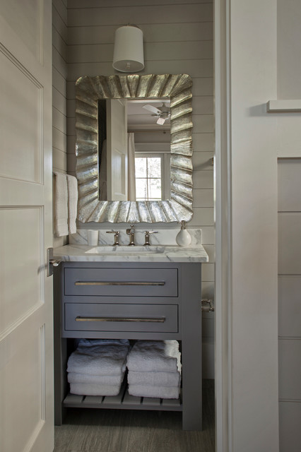 Holley Residence traditional-bathroom