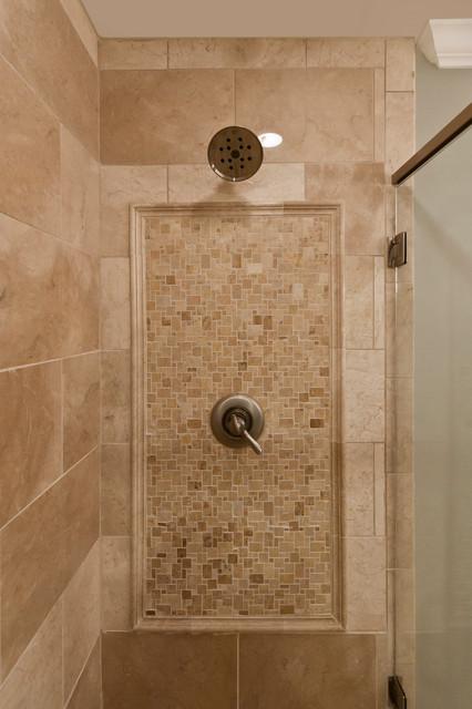 Hollins Rd Addition traditional-bathroom