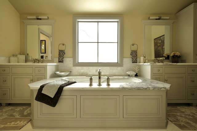 Holly Walgamuth/Interiors by Holly transitional-bathroom