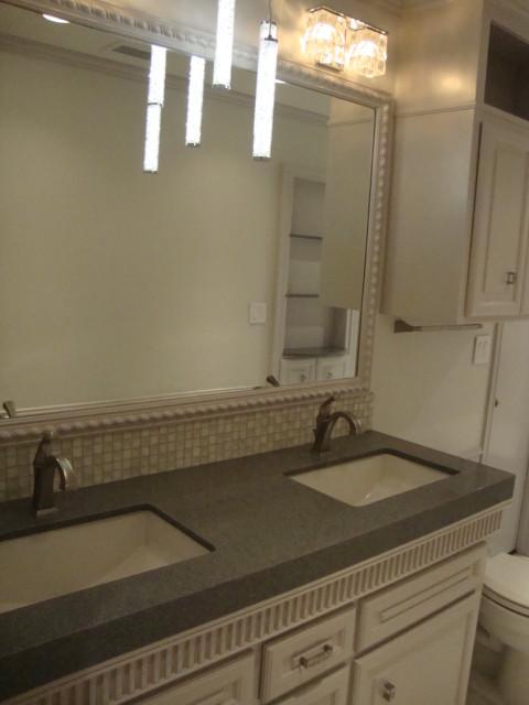 Hollywood bathroom traditional bathroom dallas by for Hollywood bathroom design