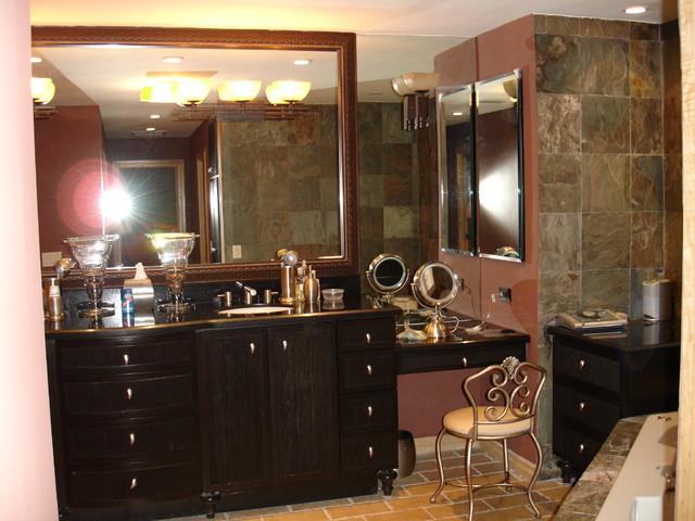 Hollywood Residence contemporary-bathroom