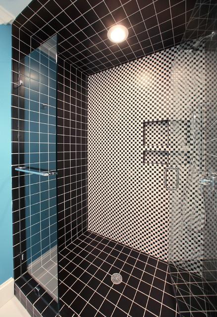 holt drive traditional-bathroom