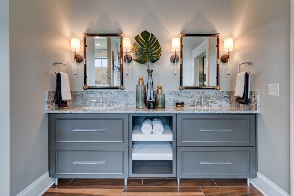 Home A Rama 2016 - Contemporary - Bathroom - Indianapolis ...