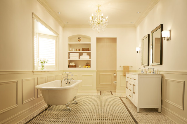 Home Depot traditional-bathroom
