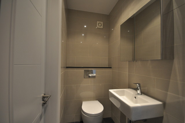 Home extension loft conversion refurbishment for Bathroom ideas loft conversion