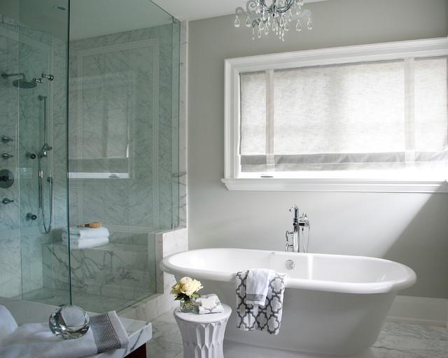 Home In Etobicoke Transitional Bathroom Toronto By Diana Bastone Designs