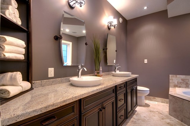 Home in Kincardine ON : contemporary bathroom from www.houzz.com size 640 x 426 jpeg 62kB