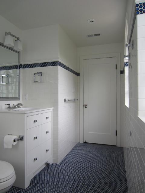 Home Remodel Bathroom Victorian Bathroom San Francisco By