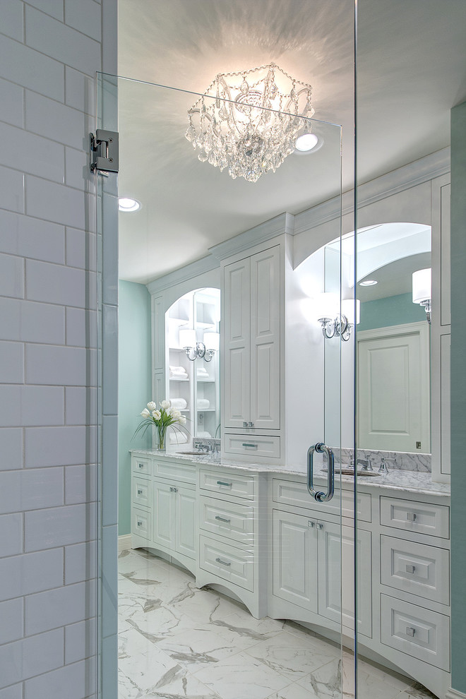 Home Remodel - Des Peres, MO - Traditional - Bathroom - St ...