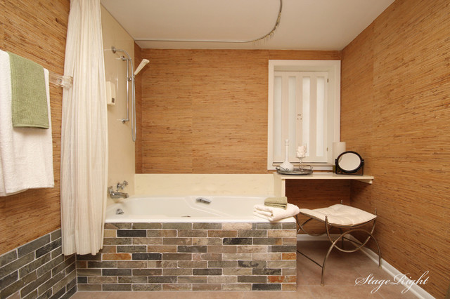 Home staging kalamazoo michigan contemporary bathroom grand rapids by stageright home - Bathroom remodel kalamazoo ...