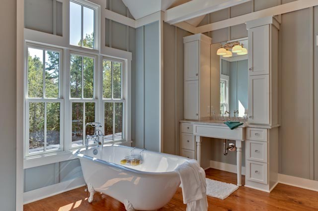 HomeArama  - Luxury Home Tour traditional bathroom
