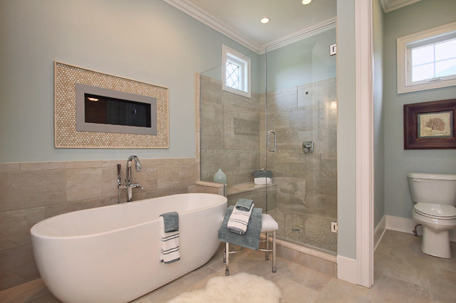 Homearama Shakes Run 2014 Louisville Lot 165 Traditional Bathroom Louisville By
