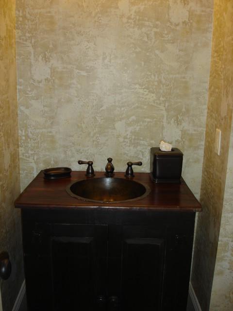 Homewood Renovation Project 3 traditional-bathroom