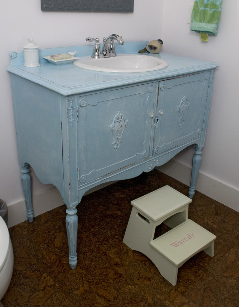 Hondros Cottage - Traditional - Bathroom - Raleigh - by S ...
