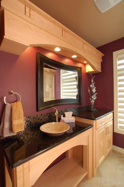 Hopfauf Custom Builders bathroom
