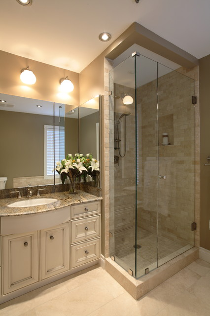 Hotelier at Home Ensuite - Traditional - Bathroom - Vancouver - by H2 Design Studio