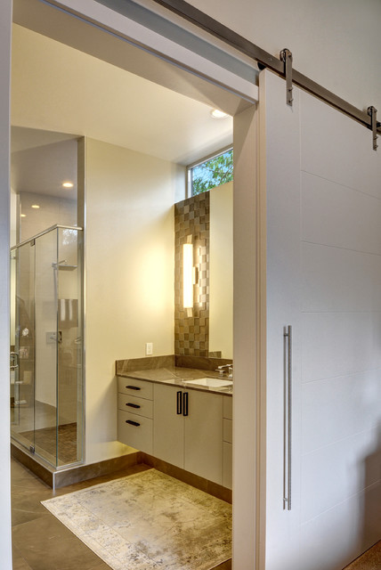 Houghton Rambler Transitional Bathroom Seattle By