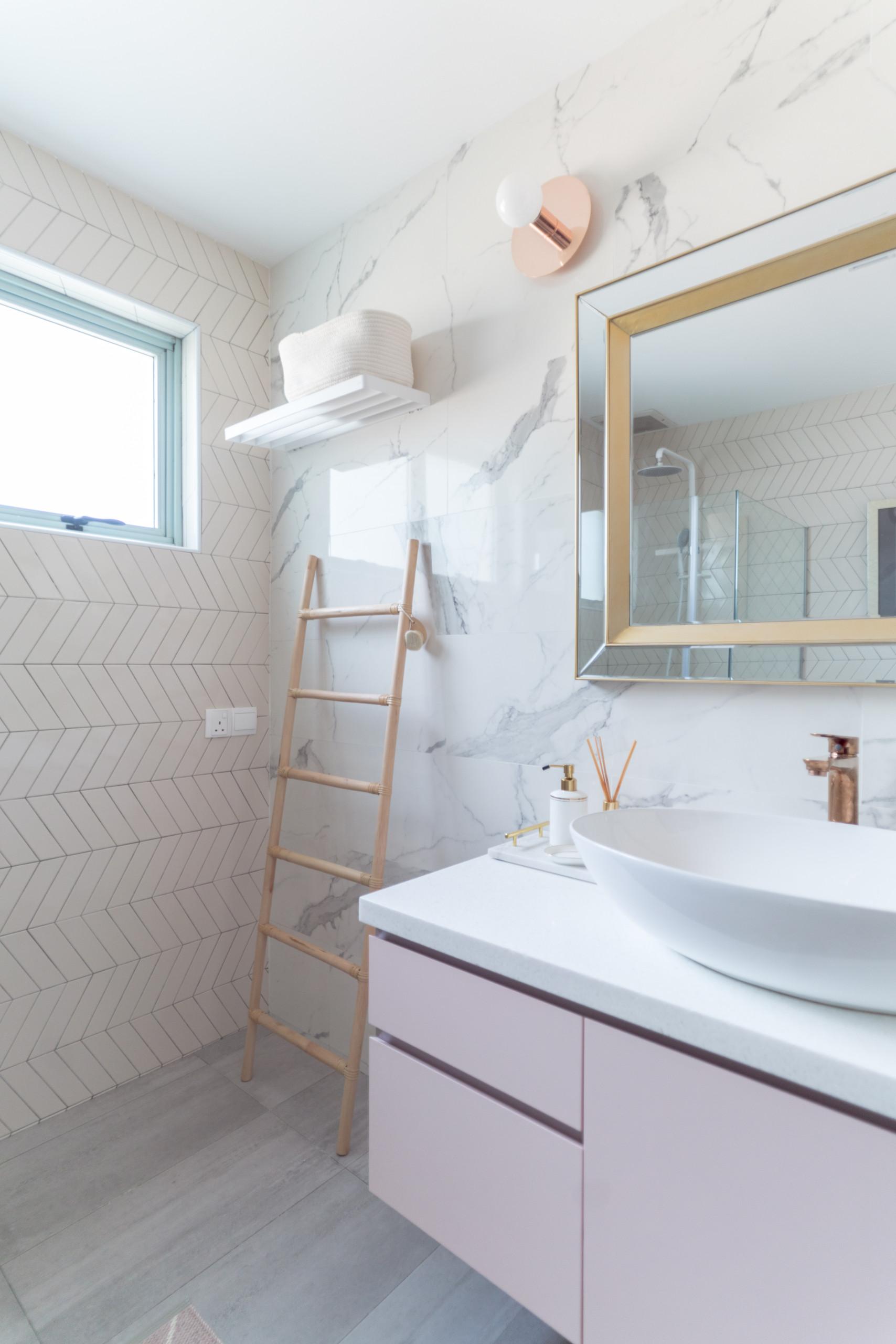 Rose Gold Bathroom Ideas  Houzz