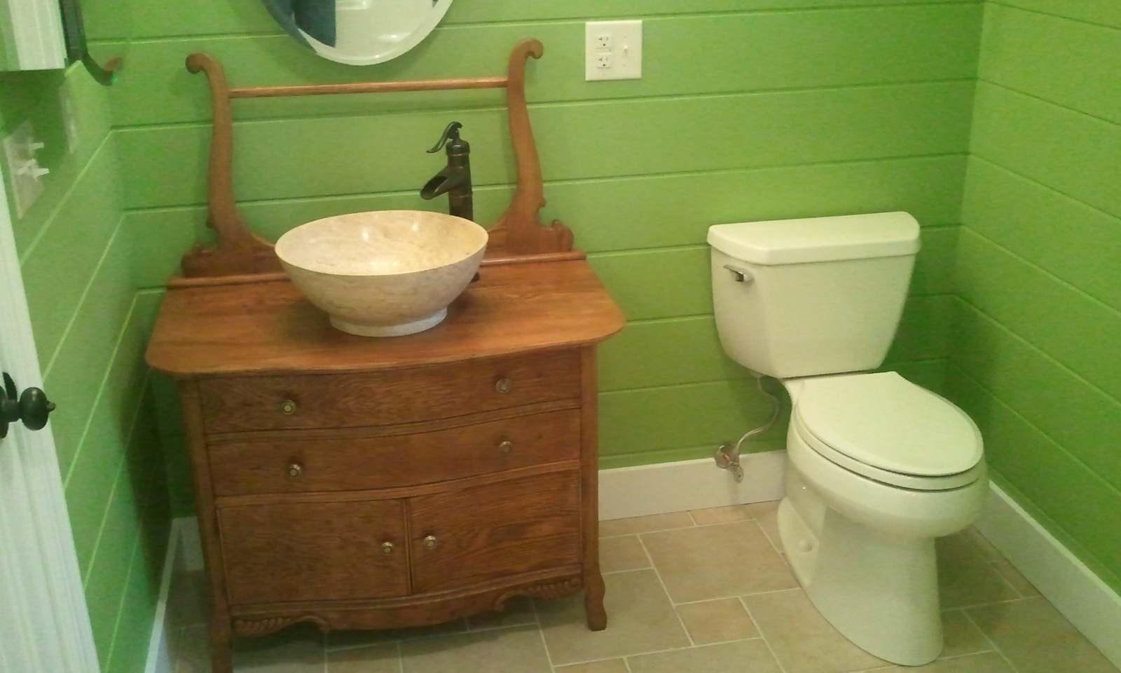 House Addition: Bathroom