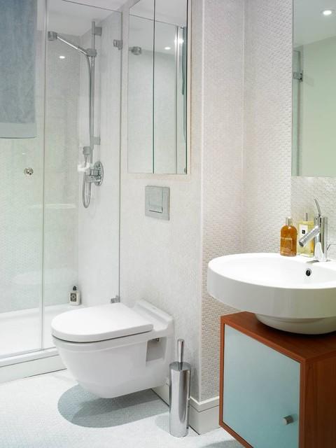House Earl's Court modern-bathroom