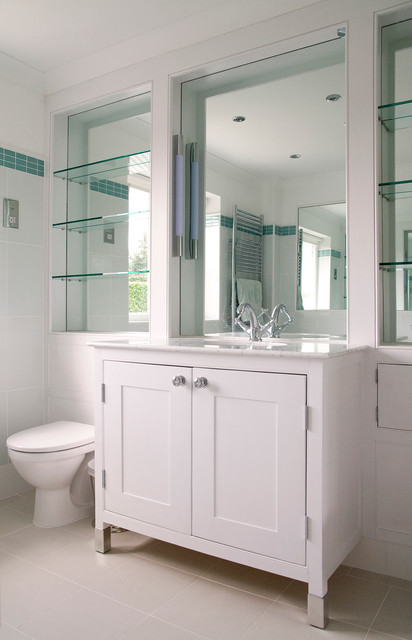 House in Somerton, Somerset traditional-bathroom