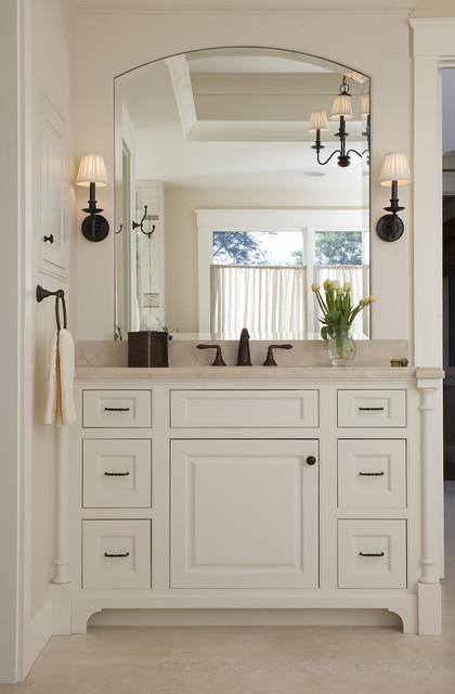house in sonoma traditional bathroom by julie williams design. Black Bedroom Furniture Sets. Home Design Ideas