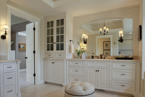 Traditional Bathroom By Novato Kitchen Bath Designers