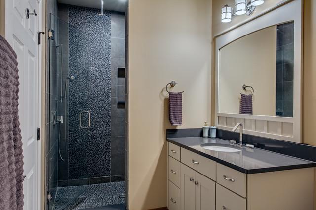 House In The Tree Tops Amerikansk Craftsman Badev Relse Other Metro Af Hermitage Kitchen