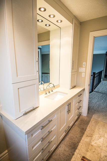 Unique Kitchener Waterloo Custom Bathroom Vanity Cabinets Renovations