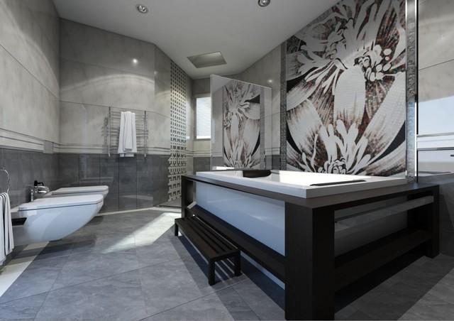 House Williams contemporary-bathroom