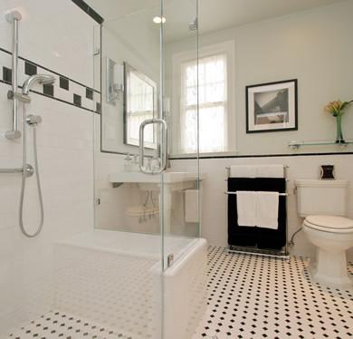 HOUSEworks contemporary-bathroom