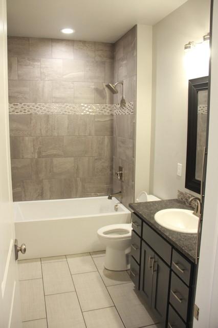 Bathroom - craftsman bathroom idea in Other