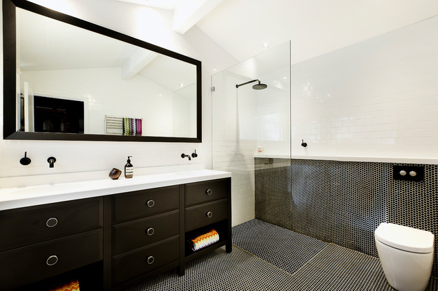 HP Residence contemporary-bathroom