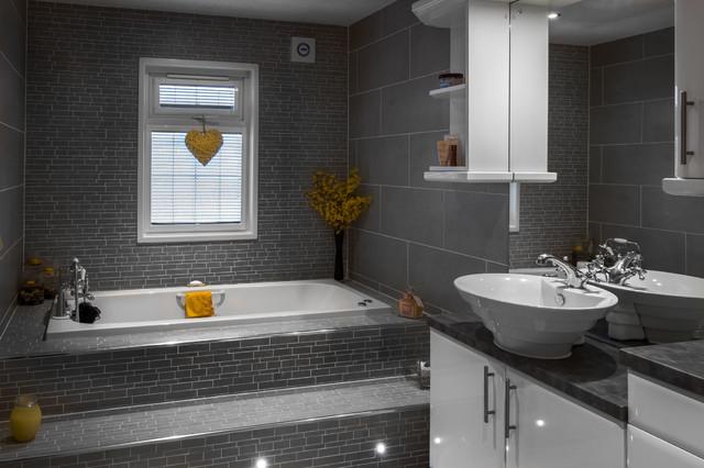 Contemporary Bathroom North West B