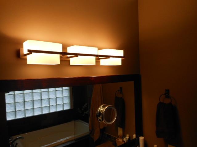 Hubbardton forge lighting with class for Hubbardton forge bathroom lighting
