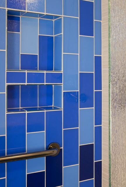 Huizenga Bathroom Remodel eclectic-bathroom